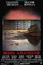 Rojo amanecer (1989) Poster