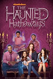 The Haunted Hathaways Poster - TV Show Forum, Cast, Reviews
