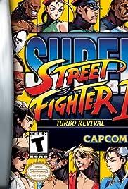 Super Street Fighter II: Turbo Revival Poster