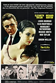 The V.I.P.s (1963) Poster - Movie Forum, Cast, Reviews