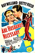 Image of Are Husbands Necessary?