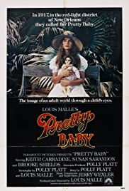 Pretty Baby (1978) Poster - Movie Forum, Cast, Reviews