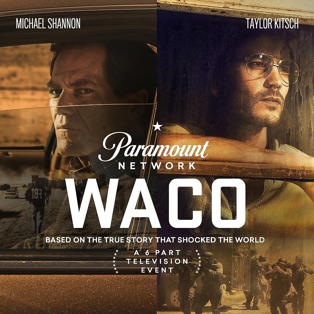 مسلسل Waco الموسم الاول