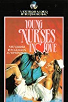 Image of Young Nurses in Love