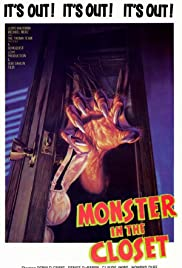 Monster in the Closet (1986) Poster - Movie Forum, Cast, Reviews
