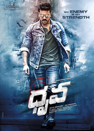 Dhruva 2016 Hindi Dubbed