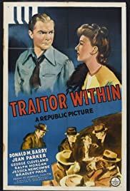 The Traitor Within Poster