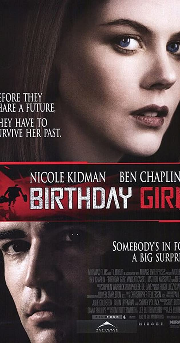 Nuotaka iš Rusijos / Birthday Girl (2001) Online