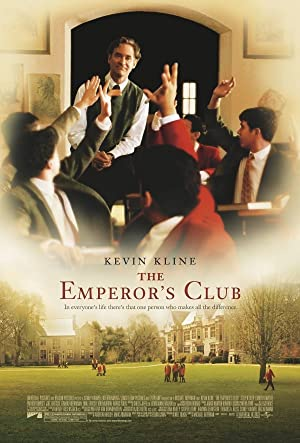 The Emperor's Club poster