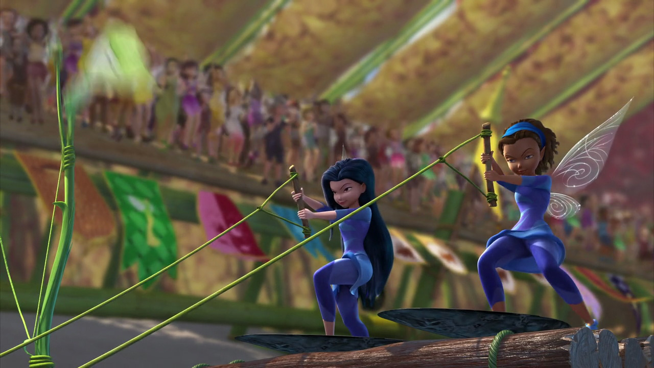 pixie hollow games movie download