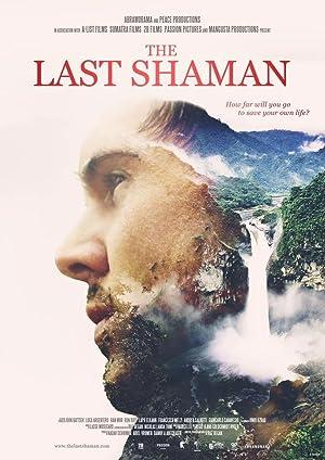 The Last Shaman poster