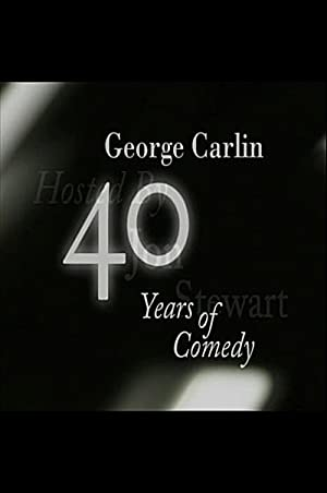George Carlin: 40 Years of Comedy Poster