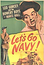 Primary image for Let's Go Navy!