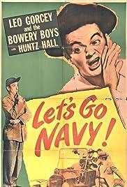 Let's Go Navy!(1951) Poster - Movie Forum, Cast, Reviews