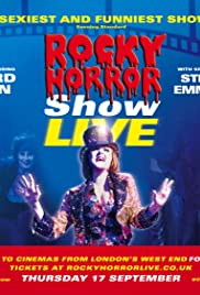 Rocky Horror Show Live(2015) Poster - Movie Forum, Cast, Reviews
