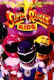 Super Ranger Kids Poster
