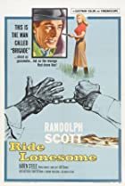 Ride Lonesome (1959) Poster