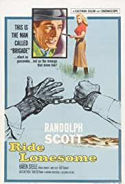 Ride Lonesome (1959) Poster - Movie Forum, Cast, Reviews