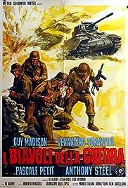 I diavoli della guerra Poster