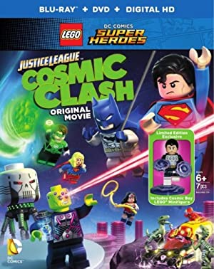 LEGO DC Comics Super Heroes Justice League Cosmic Clash (2016)