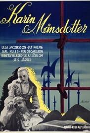 Karin Månsdotter Poster
