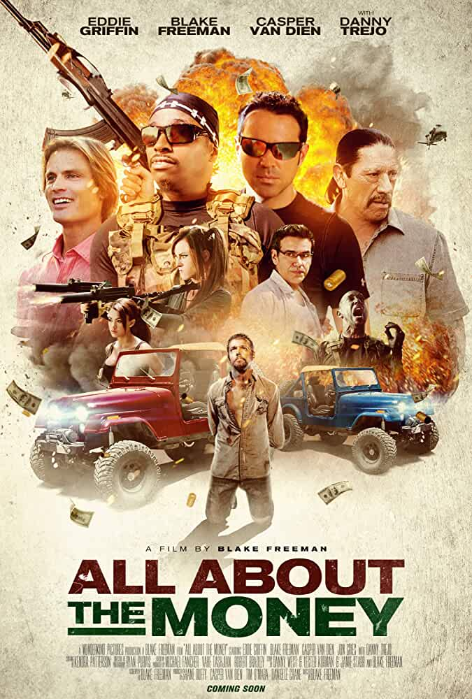 All About the Money 2017 English 720p WEB-DL full movie watch online freee download at movies365.ws