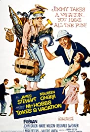 Mr. Hobbs Takes a Vacation (1962) Poster - Movie Forum, Cast, Reviews