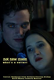 Not New Moon. What's a Volturi? Poster
