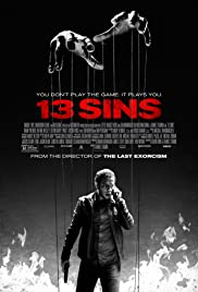 13 Sins (2014) Poster - Movie Forum, Cast, Reviews