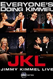 Jimmy Kimmel Live! Poster - TV Show Forum, Cast, Reviews