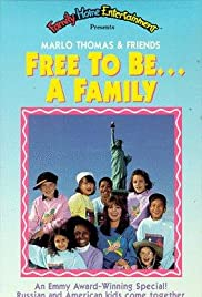 Free to Be... a Family Poster