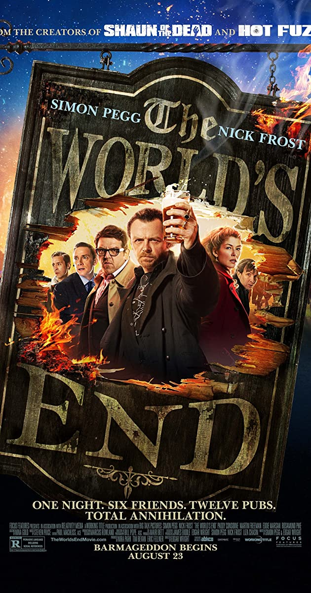 World S Most Beautiful: The World's End (2013)