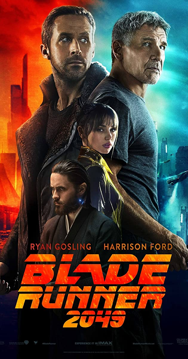 Bėgantis skustuvo ašmenimis 2049 / Blade Runner 2049 (2017) Online