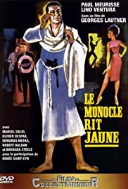 The Monocle (1964) Poster - Movie Forum, Cast, Reviews