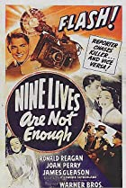 Image of Nine Lives Are Not Enough