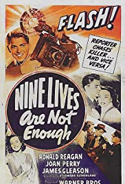 Nine Lives Are Not Enough Poster