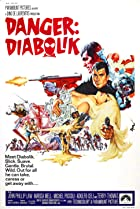 Image of Danger: Diabolik