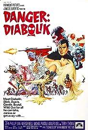 Danger: Diabolik(1968) Poster - Movie Forum, Cast, Reviews