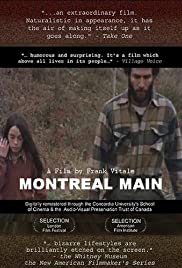 Montreal Main (1974) Poster - Movie Forum, Cast, Reviews