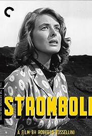 Stromboli Poster