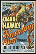 The Mysterious Pilot (1937) Poster