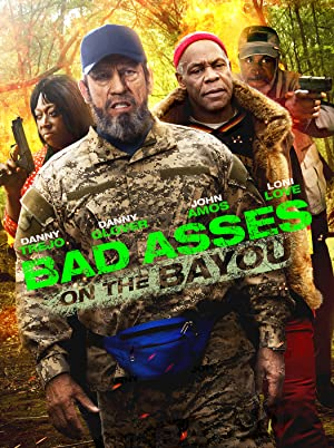 Poster Bad Asses on the Bayou