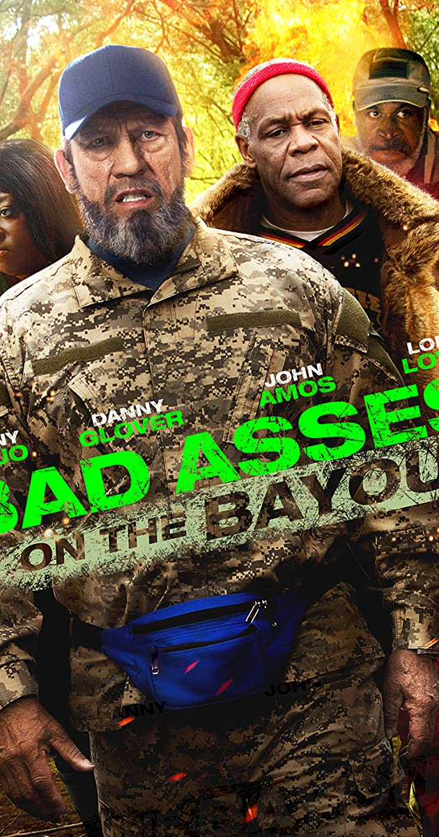 Kieti Bičai Pietuose / Bad Ass 3: Bad Asses on the Bayou (2015) Online