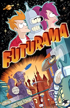 Futurama – Todas as Temporadas – Dublado