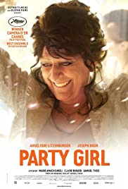 Party Girl(2014) Poster - Movie Forum, Cast, Reviews