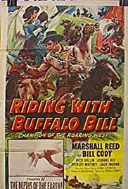 Riding with Buffalo Bill Poster