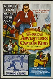 The Great Adventures of Captain Kidd Poster