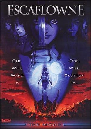 Escaflowne: The Movie poster