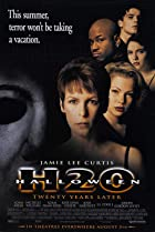 Halloween H20: 20 Years Later (1998) Poster
