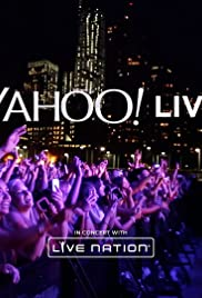 Yahoo! Live Poster